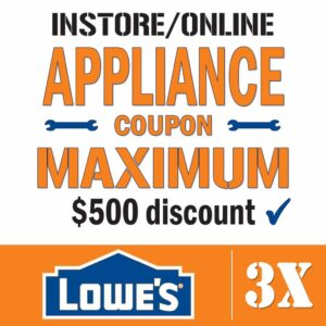 Lowes Promo Code Appliances
