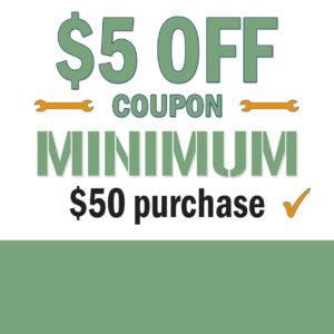 Lowes $5 Off $50